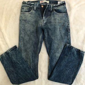 Levi's Boys Stone washed jeans size 14